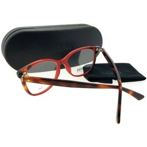 a124850e9152 Hugo Boss Accessories - 0796-0TAN-54 Women's Burgundy Frame Eyeglasses NWT